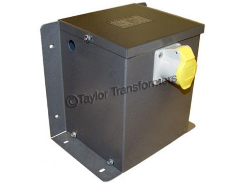110 Volt NON Vented Distribution Transformers From IP44 to